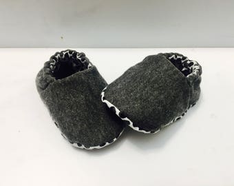 Dots Baby Shoes