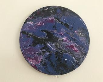 Purple mini fluid