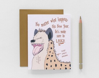 Let's Laugh New Year