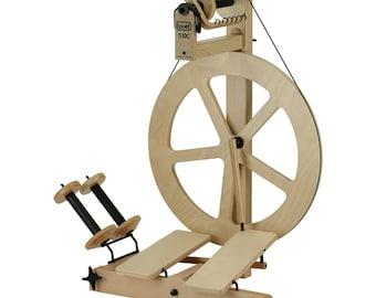 Louet Art Yarn Spinning Wheel (S-10C) - FREE Shipping