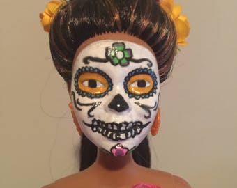 Day of the Dead (Dia de los Muertos) doll