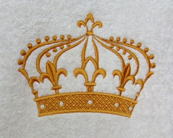 Instand download  CROWN_2 embroidery design
