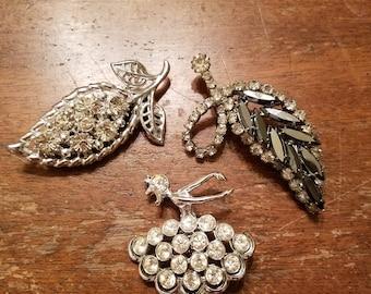 Vintage Brooch lot  SALE
