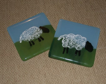 Baaaaaaaaaaaaa - Sheep Coasters