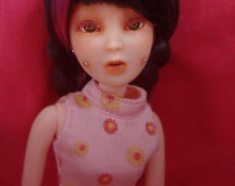 DISPLAY ONLY Liv Doll OOAK