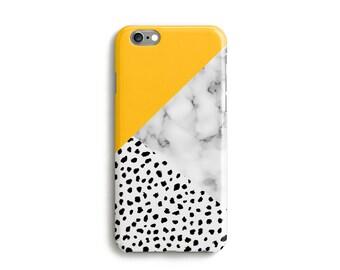 Geometric Marble Samsung S9 Case - Samsung Galaxy S8 Case - Samsung S7 Case - Google Pixel 2 Case - Samsung A5 Case - Google Pixel XL Case