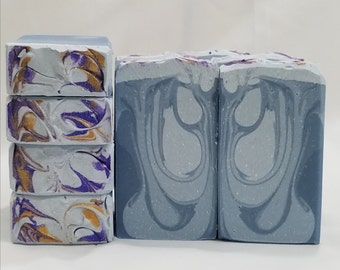 Miss Ballare Blu Soap|Artisan Soap|Goat Milk Soap|Handmade Soap|Kids Soap|Girl Soap|Aromatherapy Soap|Luxury Soap