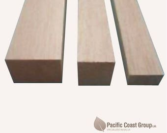 "Balsa Wood Blocks 12"" (305mm) Long - Various Sizes"