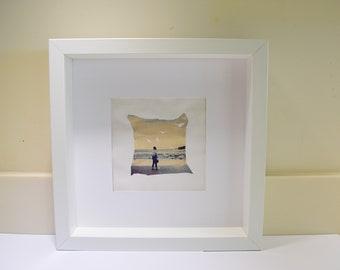 Polaroid Emulsion - To The Seaside