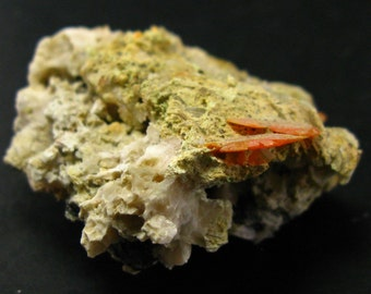 Wulfenite Cluster From Arizona - 2.1""