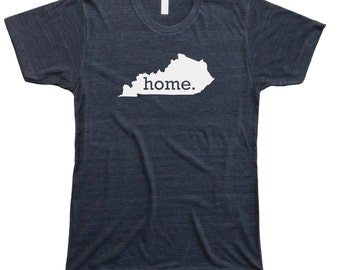 Homeland Tees Men's Kentucky Home T-shirt