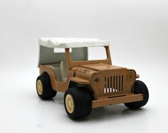 1960's Tonka Jeep