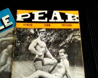 Vintage Muscle Mag