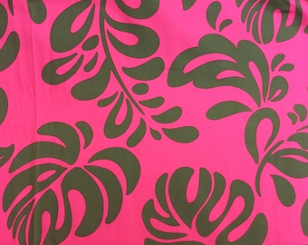 SALE!  Cotton Hawaiian Fabric  (Yardage Available)