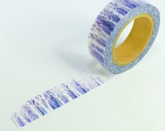 Washi tape (washi) forest bullet journal / scrapbooking