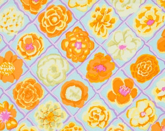 Kaffe Fassett - Camellia Pastel - 1/2 yard cotton quilt fabric  516