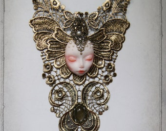 "Necklace ""Klimt"""