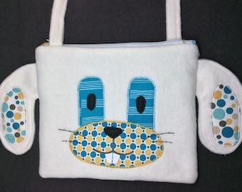 Bag child Antonin rabbit