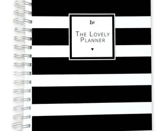 Planners and Organizers for Women - Black - Planners and Organizers - The Lovely Planner
