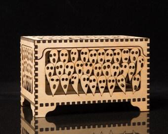 Ghost Keepsake box