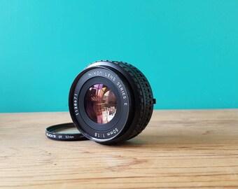 Nikon Series E 50mm f1.8 Prime Lens