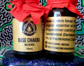 Chakra blends