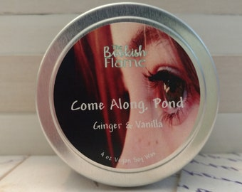 Come Along Pond 4 oz Soy Candle