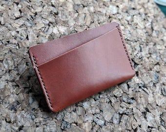 Low profile wallet