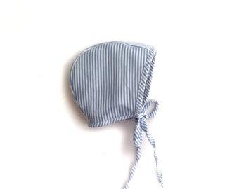 Baby Bonnet, vintage & organic, baby boy, newborn, sun hat, kids hat, babybonnet, ocofadhoon, hat