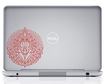 World Of Warcraft decal - Blood Elf Laptop Decal - wow decal blood elf icon of blood