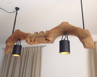 "YOKE OF OXEN 43,7"" Led-ceiling lamp"