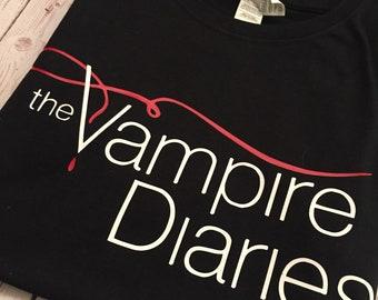 The Vampire Diaries T shirt tshirt