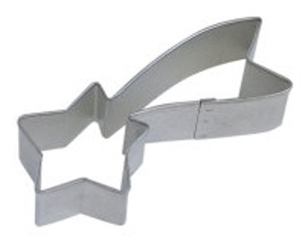 Shooting Falling Star 3.75'' Cookie Cutter