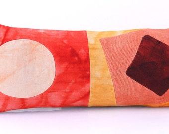 Patchwork,Geometric Patterned Pillow, Modern Bohemian, Home Decor,Turkish Kilim, Pillow Cover, Tribal Pillow,Vintage Kilim Pillow, Designed,