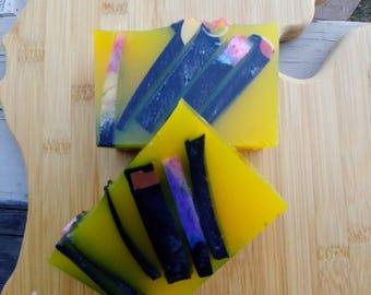 FunkleBee (For Her) Soap Bar Charcoal Lemon Chiffon