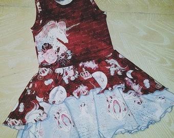Custom Dress - You Choose Fabric - Braelyn Style