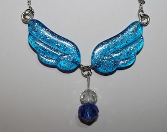 Necklace with Wings