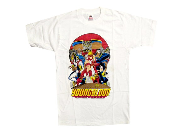 Youngblood Image Comics T-Shirt