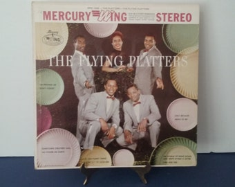 The Platters - The Flying Platters - Circa 1957