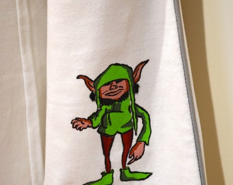Hand painted Sweatpants Elf