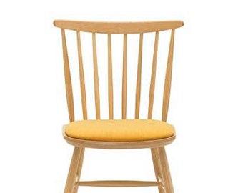 Wooden chair, oak, scandinavian design