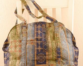 Blue Italian Quilt Gitana