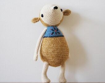 CONCHITA - PDF Crochet Pattern - Amigurumi E-book