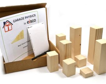 Garage Physics Magic Square Puzzle Kit
