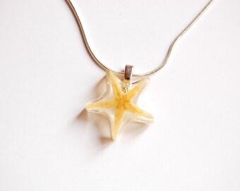 Resin Jewelry Starfish