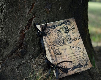 Book of Faerie Journal