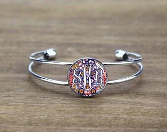 mongram bangle, custom initials bangle bracelet, monogrammed bracelet bangle, custom initials, wedding bangle, bridesmaid bangle, bride gift