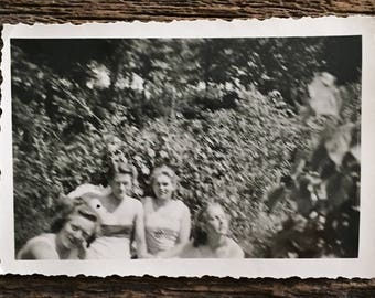 Original Vintage Photograph | Summer Frolics | 1943