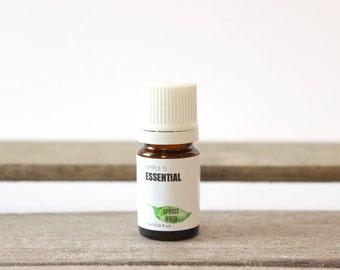 Spruce (White) Essential Oil - Aromatherapy Essential Oils, White Spruce Essential Oil, Canadian Spruce Essential Oil, Essential Oil Gift