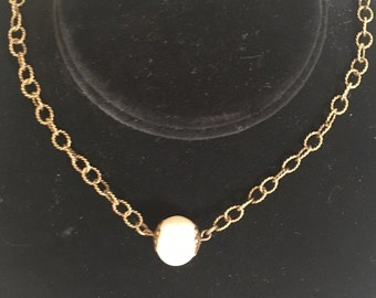 Pearl Choker Necklace mothers day and graduation
